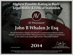*Pa Probate Lawyers * West Chester Pa * John B Whalen Jr Esq *
