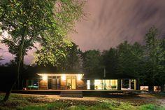 Dubldom by BIO Architects, DublDom 2.110 cabin, Dubldom prefab architecture, Dubldom prefab cabin, Dubldom Russian company, BIO Architects prefabricated architecture, prefab architecture in Russia,