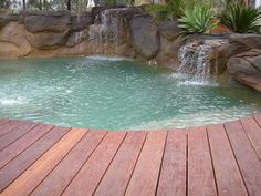 This amazing Pine Antique Hear flooringt most certainly is an inspiring and excellent idea Hardwood Decking, Hardwood Floors, Merbau Decking, Spotted Gum Flooring, Pine Kitchen, Kitchen Benches, Small Pools, Tile Floor, Swimming Pools