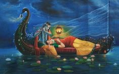 Buy Royal Raas Night Part 2 painting online - original museum quality artwork by Hariom Hitesh Singh, available at Gallerist. Check price, painting and details online. Radha Krishna Love Quotes, Cute Krishna, Radha Krishna Pictures, Lord Krishna Images, Krishna Photos, Baby Krishna, Krishna Leela, Krishna Radha, Radha Krishna Paintings