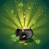 pot with gold coins, illustration for the saint patrick`s day Stock Illustration - 6444975 Iphone 6 Wallpaper, Kawaii Wallpaper, Wallpaper Backgrounds, Wallpapers, Boxing Day, Fete Saint Patrick, St Patricks Day Wallpaper, Holiday Wallpaper, Pot Of Gold Wallpaper