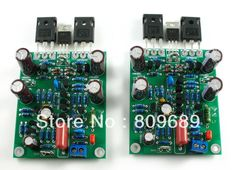 Cheap audio power, Buy Quality amplifier board directly from China audio power amplifier Suppliers: Class AB MOSFET Audio Power Amplifier DUAL-CHANNEL Amplifier Board by LJM Audio Hifi, Audio Amplifier, Google Play, Canal 1, Home Tv, New Class, Video Home, Home Cinemas, Tv Videos