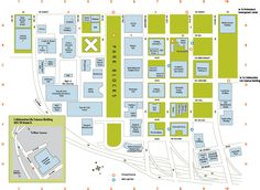 Portland State University | Campus Map