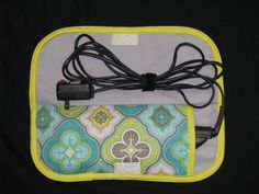 Flat iron or curling iron travel case. I need to make something like this. No tutorial on here.