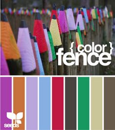 {color} fence