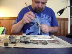 FAQ 6: How to paint without getting brush lines..