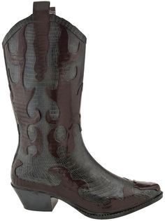 Cowboy Rain Boot! I NEED THESE!