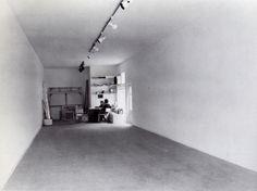 michael asher, LA gallery
