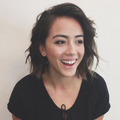 (Chloe Bennet) Hello, I'm Frankie, and I'm training to be a Sim in the Sims Game. I'm someone with an outgoing personality, who loves to make friends. But wait...I just heard that in my game, I have to date people. Weird...