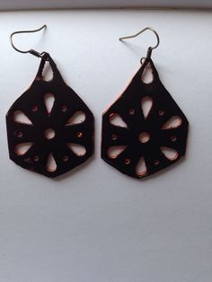 Here is a pair of my handmade earrings which can be found on my etsy shop here https://www.etsy.com/shop/PatchworkEnterprise?ref=search_shop_redirect