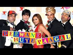 Deewane Huye Paagal | Full Hindi Movie | Akshay Kumar, Sunil Shetty, Sha...