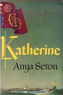 First edition of Katherine by Anya Seton, 1954.  Great book.  Mom named me after Katherine because she loved the book and the era so much.