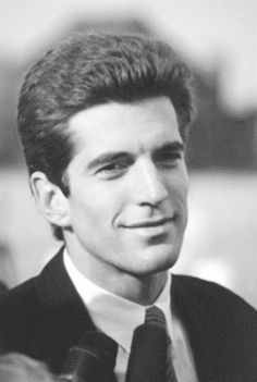 John Fitzgerald Kennedy, Jr. (November 25, 1960 – July 16, 1999 was an American lawyer, journalist, and magazine publisher. He was the son of U.S. President John F. Kennedy and First Lady Jacqueline Bouvier Kennedy, and a nephew of Senators Robert F. Kennedy and Ted Kennedy. He died in a plane crash along with his wife Carolyn Jeanne Bessette and her elder sister Lauren on July 16, 1999. ❤❁❤❁❤❁❤❁❤❁❤  http://en.wikipedia.org/wiki/John_F._Kennedy_Jr.