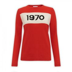 1970 Jumper - Red