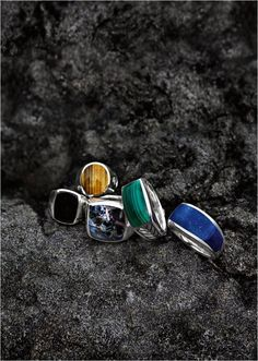 The Exotic Stone collection, each specimen hand-chosen, each evidence of Earth's abiding mystery.