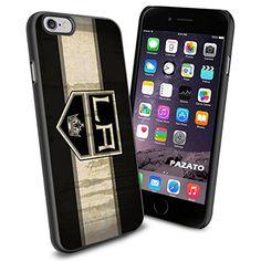 NHL HOCKEY LA Los Angeles Kings Logo, Cool iPhone 6 Smartphone Case Cover Collector iphone TPU Rubber Case Black Phoneaholic http://www.amazon.com/dp/B00UXO0NJ6/ref=cm_sw_r_pi_dp_J1knvb0YF87R7