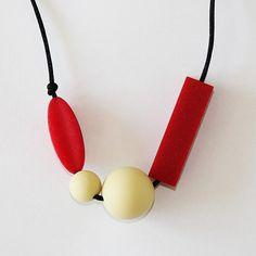 Collar lactancia mordedor silicona Anut - 7
