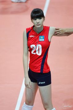 Pin by sinsin on beauty/fashion tips Women Volleyball, Volleyball Team, Beautiful Athletes, Sporty Girls, Beautiful Asian Women, Athletic Women, Sexy Asian Girls, Female Athletes, Volleyball Players
