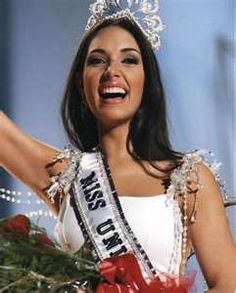 Amelia Vega ( Dominican Republic) Miss Universe 2003