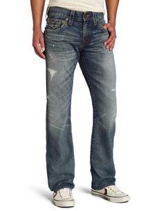 True Religion Men's Ricky Vintage Straight Jean « Clothing Impulse
