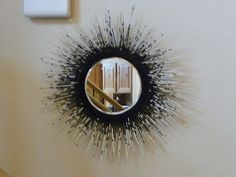 So I have a healthy obsession with quirky unusual decor. I am always in for getting something funky! So when I saw this porcupine mirror I k...