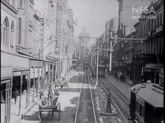 SFFTV @ Martin Place - Sydney in the silent film era (compile 1) - YouTube