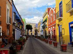 Callejón de los Sapos,  Puebla, Puebla
