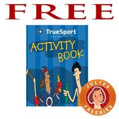 Free TrueSport Youth Activity Book