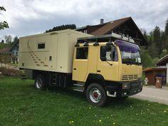 STEYR 12 S 21 4x4 Expeditionsmobil mit Füss Aufbau. Top! Super Zustand! in in Gestratz   eBay