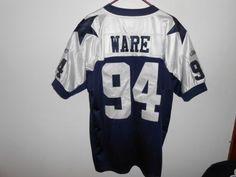 Vintage-Authentic-DeMarcus-Ware-Dallas-Cowboys-Reebok-Classic-Jersey-50-Large