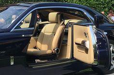 Rolls Royce Bespoke Sweptail