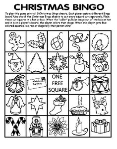 for hours of fun let your kids color this poster and then play the christmas