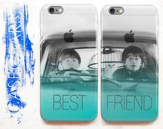 Bff Case Phone iPhone Case Personalized Gift iPhone by CaseGears