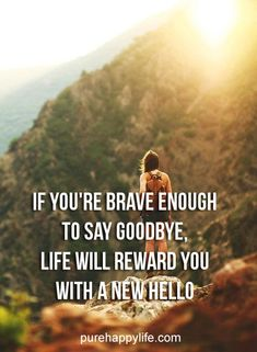 These inspiring picture quotes will remind you of what it means to be truly brave.