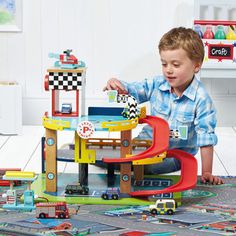 GLTC Garage - Le Toy Van - Brands at GLTC - gltc.co.uk