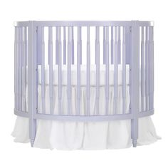 Dream On Me, Sophia Posh Circular Crib indulges in a bit of elegance without breaking the bank. Now your little prince or princess can rest like royalty with this exquisite solid wood crib. The circular design allows parents greater visibility of the Canopy Frame, Canopy Curtains, Round Baby Cribs, Toddler Bed Frame, Baby Crib Diy, Wood Crib, Pink Crib, Crib Bedding Sets