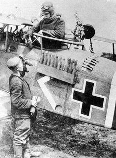 Early german WW1 bomber