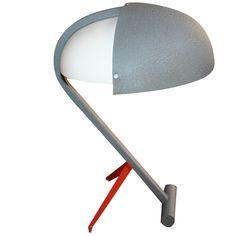 1stdibs - 50's Louis Kalff Table Lamp explore items from 1,700  global dealers at 1stdibs.com