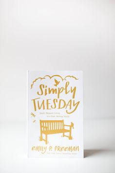 Simply Tuesday – P31 Bookstore