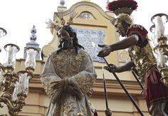 I want to go back for Semana Santa some day.     Holy Week in Sevilla, Spain 2012: La Amargura, Palm Sunday.