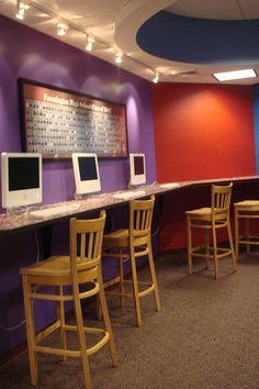 iMac Bar, Farmington CT | by informationgoddess29 The Expanse, Corner Desk, Conference Room, Teen, Bar, Table, Ideas, Home Decor, Homemade Home Decor