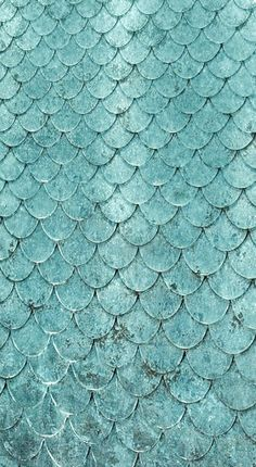 Scales on a Mermaid's Tail Mermaid Diy, Mermaid Scales, Mermaid Tails, Mermaid Wallpapers, Cute Wallpapers, Iphone Wallpapers, Wallpaper Backgrounds, Textures Patterns, Print Patterns