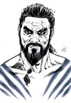 Khal Drogo (Walter Trono 2015)