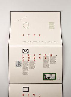 print / fold / source:  youandsaturation Graphic Design Agency, Graphic Design Layouts, Graphic Design Inspiration, Branding Design, Page Layout Design, Leaflet Design, Identity Branding, Design Posters, Corporate Design