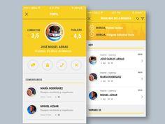 Share Car App by Manolo Aznar