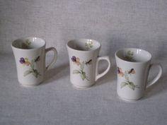 Mugs by Kernewek Cornish Pottery by TheKnally on Etsy