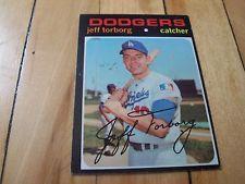 1971 Topps 1973 Topps Los Angeles Dodgers Old Vintage (4) Card Lot Willie Davis
