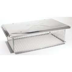 Gelco 5/8 inch mesh Chimney Cap 8H x 10W x10L