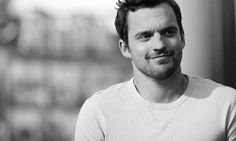Nick Miller...setting impossibly high standards for kissing since 2013.