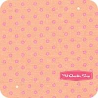 Oh Baby! Peach Pin Dot Yardage SKU CR6037-PEAC-D